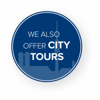 blue circle we also offer city tours