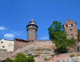 Bavarian Day Tours Nuremberg Kaiserburg