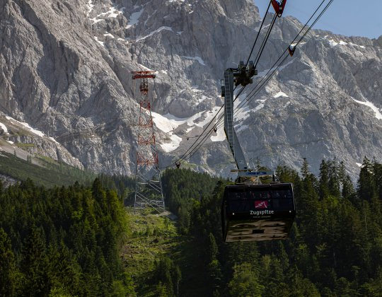 Bavarian Day Tours Zugspitze Tour from Munich Ropeway 2