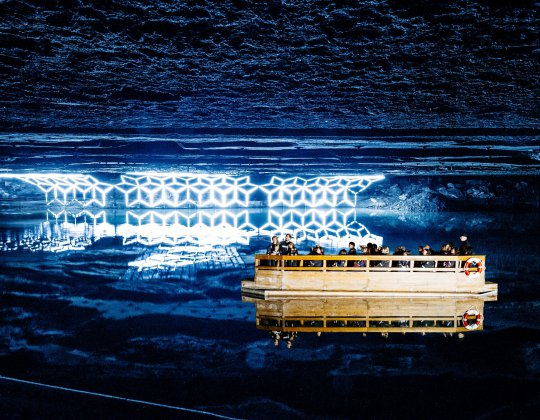 Bavarian Day Tours Salt Mine Lake