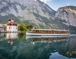 Bavarian Day Tours Königssee Boat