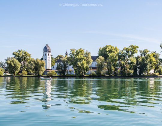 Bavarian Day Tours Day Tours From Munich Frauenchiemsee
