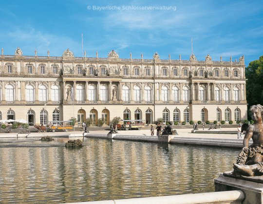 Bavarian Day Tours Day Tours From Munich Herrenchiemsee Schloss